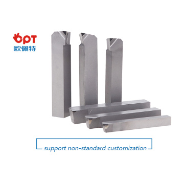 high precision PCD turning garden tools for pottery