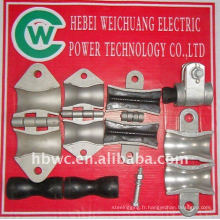 Collier de serrage 10.20-19.80 pour Weichuang