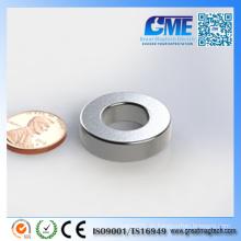 Super N40 NdFeB Seltener Erd Ring Magnet