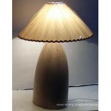 Unique Hotel Decorative Wooden Table Lamp