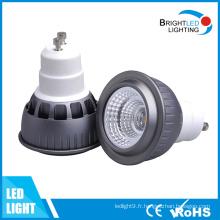 5W 3 ans de garantie Sharp COB LED Spot Light