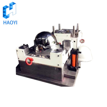 Helmet Molding Plastic mold injection molding