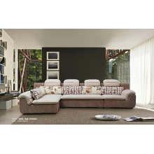 Duas cores alta qualidade China casa sofá de tecido (360)