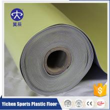 Plancher en plastique PVC Kingdergarten fabriqué en Chine