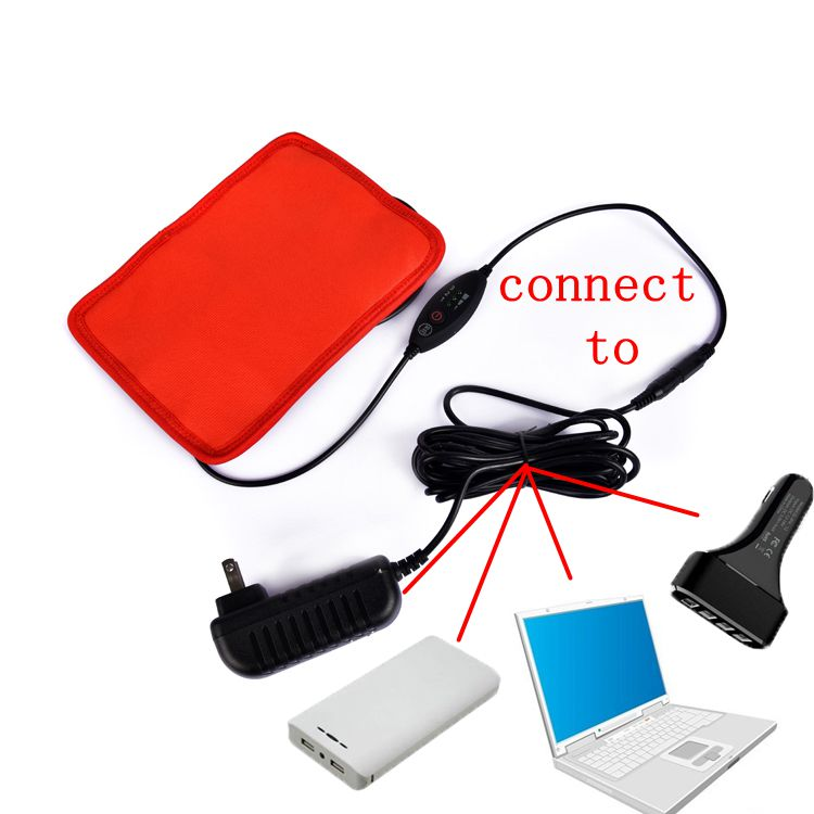 Usb Adapter Heating Pad Connection
