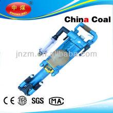 Pneumatic portable drilling machine ,model YT24, YT27, YT28