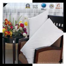 Travesseiro macio de enchimento de fibra de alta qualidade branco para hotel doméstico (WSP-2016001)