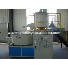 PVC powder wood plastic mixer machine
