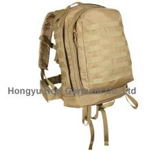 Molle Тактический шлем рюкзака военного / армейского рюкзака (HY-B010)