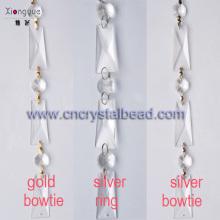 DL37 Crystal Beaded Chain
