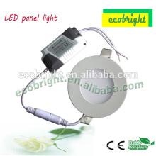Vente chaude! 3W LED panneau lumineux
