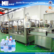 Table Water Filling Machine / Production Line / Bottling Plant