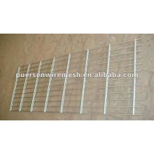 Panel de malla de alambre soldado barato