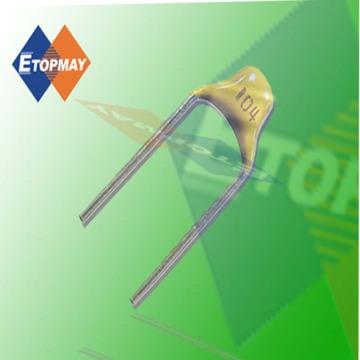 Topmay 22NF K 50V Radial multicapa condensador de cerámica (TMCC03)