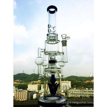Tuyaux de fumée d'eau de verre Roor de haute qualité