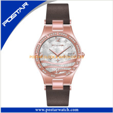 2016 Women Luxury Brand Watch Fashion Rhinestone Gift Wristwatch