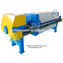 Leo-Filter-Presse-Abwasserbehandlung-Schlamm-Entwässerungs-Filter-Presse, automatische Arbeitsabwasser-Filter-Presse