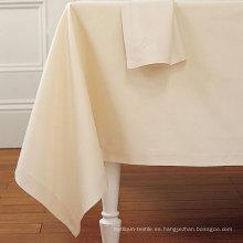 100% algodón / diseño del panel / hotel / hogar / servilletas de la boda, Placemats, corredores de la tabla, mantel