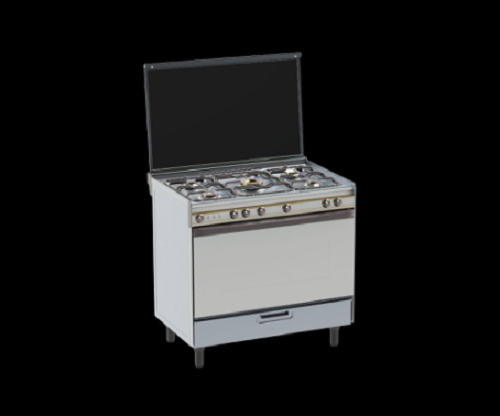 free standing gas cookers with battery ignition