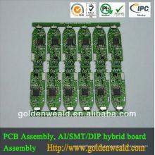 tarjeta de circuitos integrados pcb Fuente de circuitos conmutados