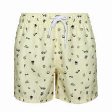 print pants beachwear mens running summer shorts