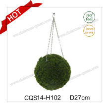 11′′ Factory Plastic Artificial Christmas Decoration Wall Art