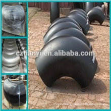 90D SS304 ASTM/DIN/JIS Carbon steel elbows/pipe fittings/manufacturer