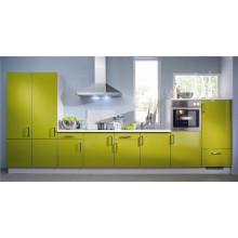 Muebles de cocina de moda con Hardwares (personalizado)