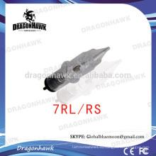 Хирургическая 316 стальная перманентная макияж для татуировки 7RL