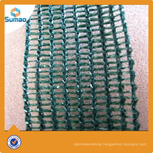 PE material plastic knitted tree tie net for export