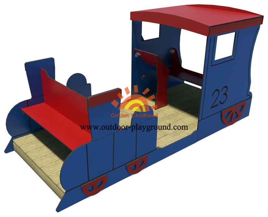 Modular Park Playhouse Kids