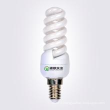 Lumière chaude économiseuse d'énergie de la lumière T3 11W CFL de vente chaude