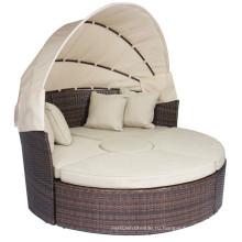 Напольные покрытия для ротанга с подушками из песка с навесом
