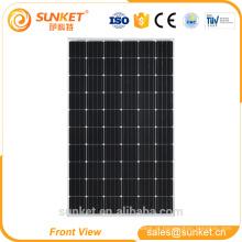 Moda 100 w painel solar mono Garantido entrega durante a noite