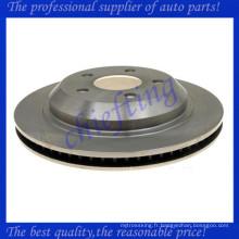 18023536 18023536 Disque de frein de voiture HT250 pour chevrolet camaro