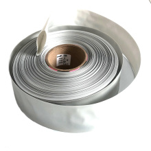 Silver Grey PVC Heat shrinkable sleeve