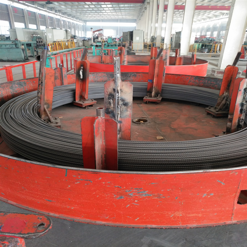 PC wire 4.8mm export to Indonesia