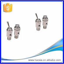 Vanne manuelle pneumatique 1/8 po MVHA-3P