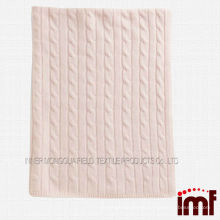 Warm Cashmere Soft Touch Baby Blanket
