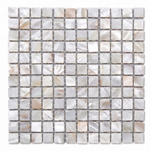 New Arrival Mother Of Pearl Shell Mosaic Tile