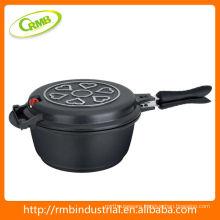 Low pressure cooker