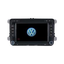 2 DIN Spécial pour la navigation GPS de la série Vw avec Bluetooth / Radio