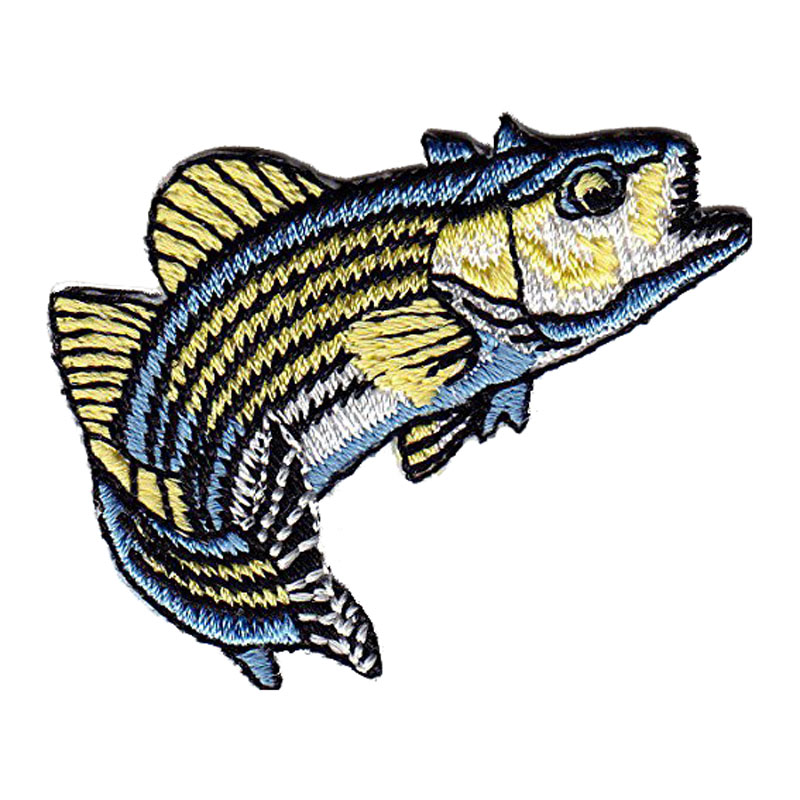 Striped Bass Patch