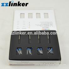 20pcs/box Dental Screw Post Fiber Post with Drill
