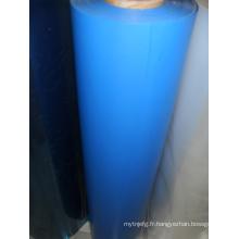 Membrane croisée HDPE pour membrane imperméable à l'asphalte SBS