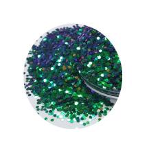 Camaleão Brilho Floco Nail Art Mudança de Cor Cor Shift Glitter Pó