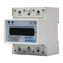 ADM100SC ANDELI energy meter 1.5-6A KWH