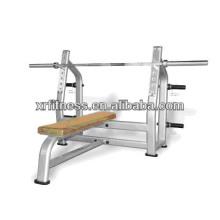 Cama quente do levantamento de peso do padrão da venda / equipamento comercial da aptidão