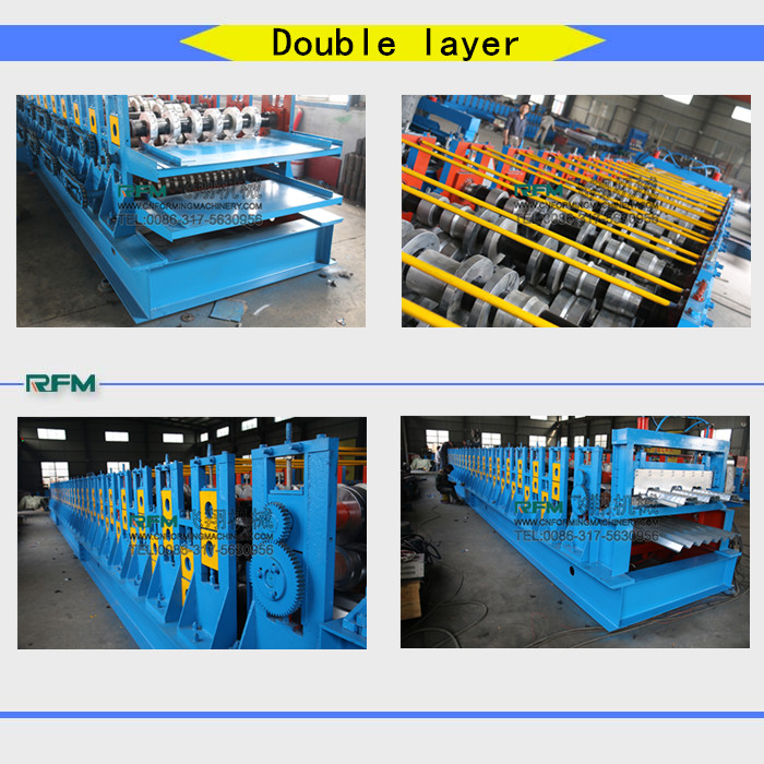 Leveling and slitting machine