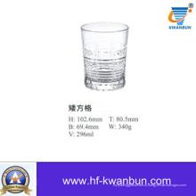 Стеклянная чашка Стеклянная посуда Mold Glass Tea Cup Glass Kb-Hn0805